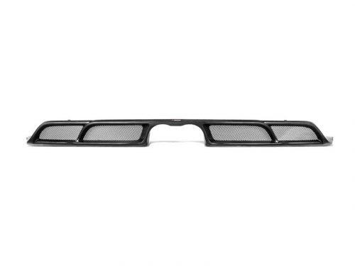 Akrapovic Porsche 991.2 GT3/GT3 RS carbon fiber diffuser - gloss