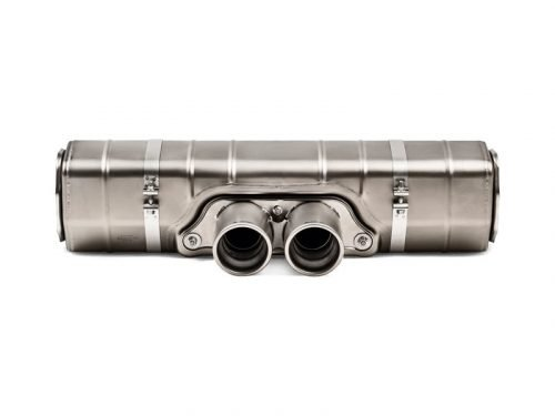 Akrapovic Porsche 991.2/991 GT3/GT3 RS Slip-On Line Bypass Exhaust
