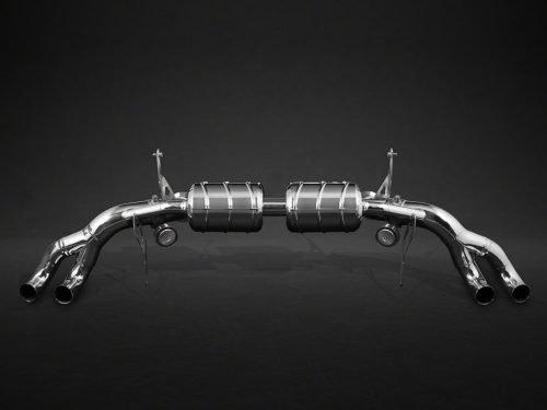 Capristo Lamborghini Huracan valved exhaust