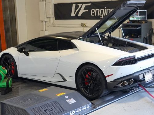 VF Engineering Lamborghini Huracan tuning in New York