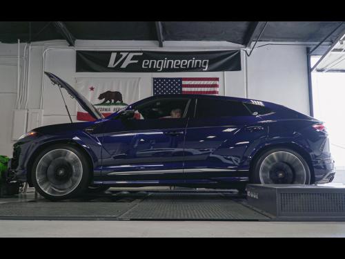 Lamborghini Urus VF Engineering HEX tuning in New York, New Jersey