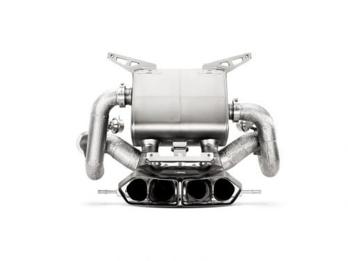 Akrapovic Lamborghini Aventador LP 700 titanium/Inconel exhaust