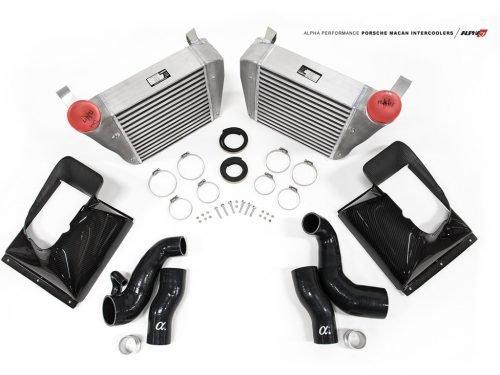 Alpha Performance Porsche Macan Intercooler System