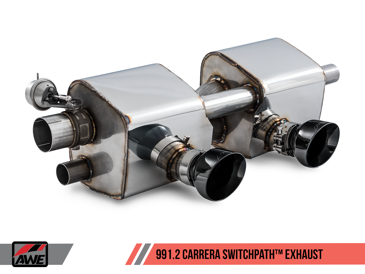 AWE Tuning 991.2 Carrera SwitchPath exhaust for PSE