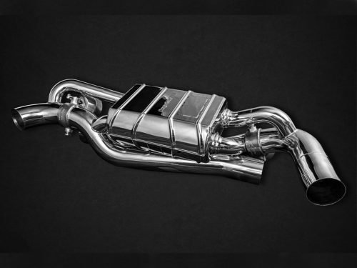 992 Carrera Capristo valved exhaust