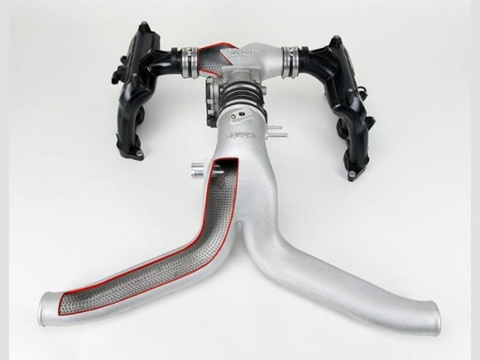 IPD 991/991.2 Turbo Y-Pipe