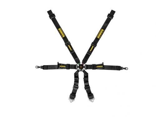 Schroth 6-point harness GT3, GT2 RS, GT4 2x2H HANS