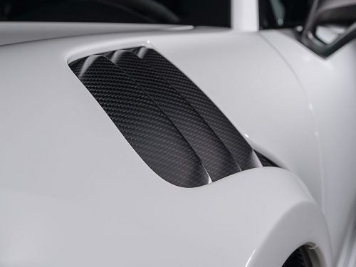 TECHART 991 GT3 RS carbon fiber front louvers