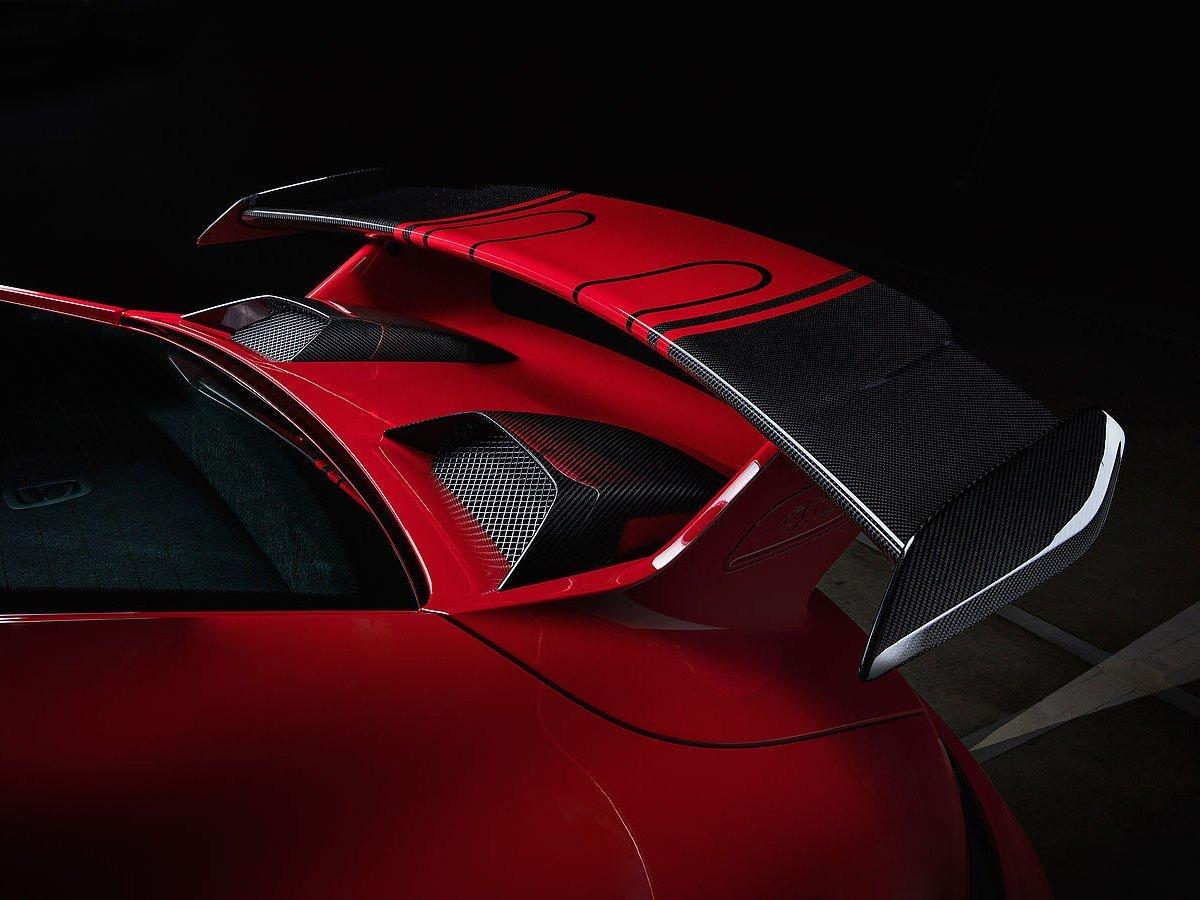TEHCART 991.2 GT3 carbon fiber wing
