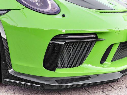 TECHART 991.2 GT3 RS carbon fiber airblade