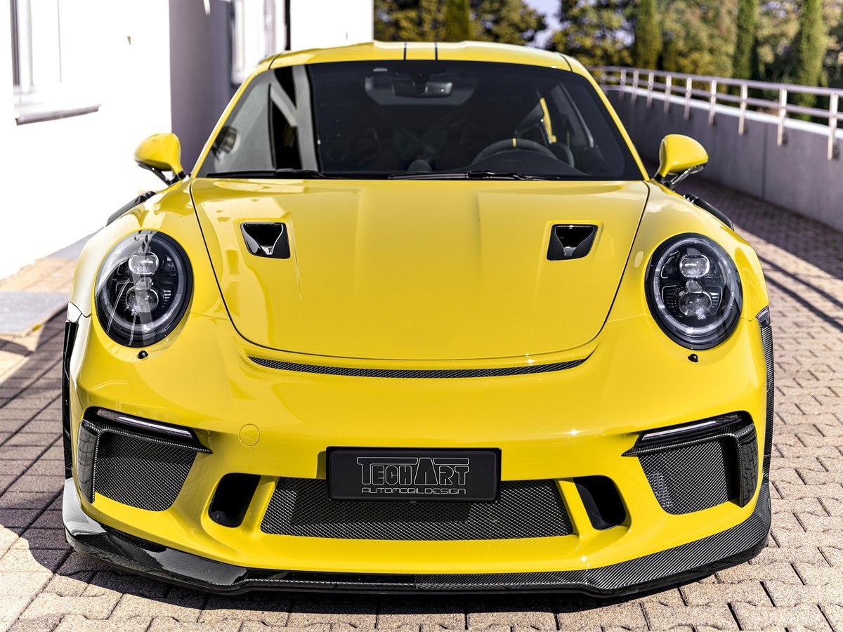 TECHART 991.2 GT3 RS front