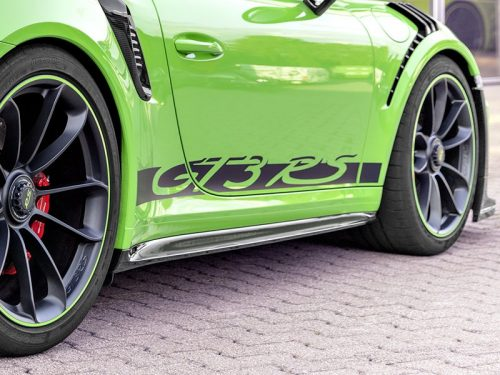 TECHART 991.2 GT3/GT3 RS side skirt