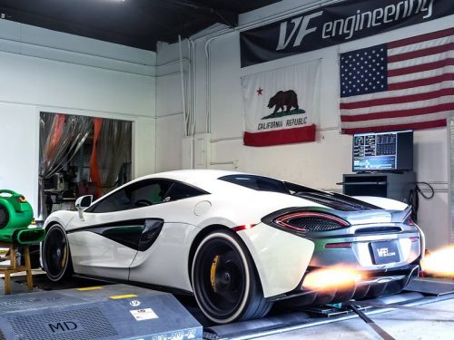 McLaren 570S Tuning | New York, New Jersey | VF Engineering Dealer