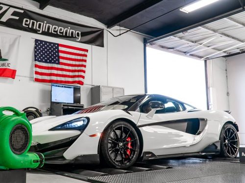 McLaren 600LT Tuning | New York, New Jersey | VF Engineering Dealer