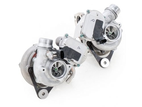 Porsche 991 Turbo/S 68mm turbo upgrade