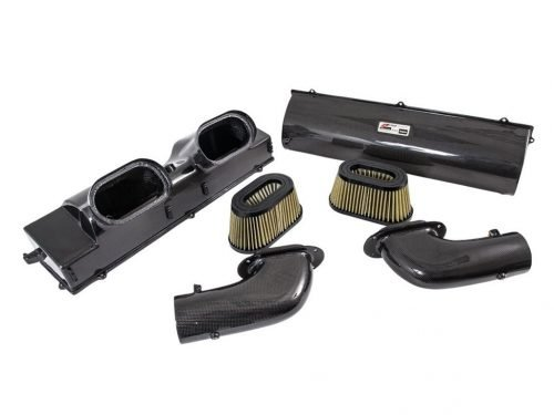 AWE Tuning 991/991.2 Turbo S-FLO carbon intake (2660-13040)