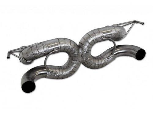 NOVITEC Huracan EVO exhaust system L1 222 55/65