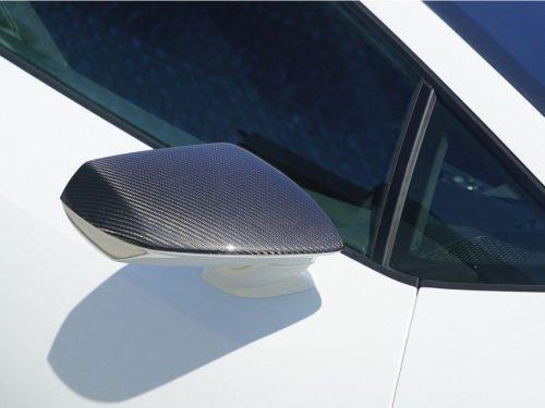 NOVITEC carbon fiber mirror covers - Huracan EVO - L6 222 41