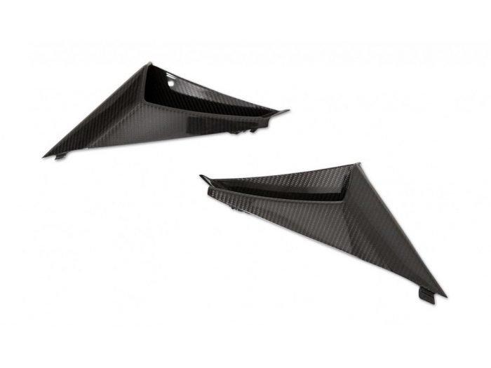 NOVITEC carbon fiber air intakes - Huracan EVO - L6 222 42