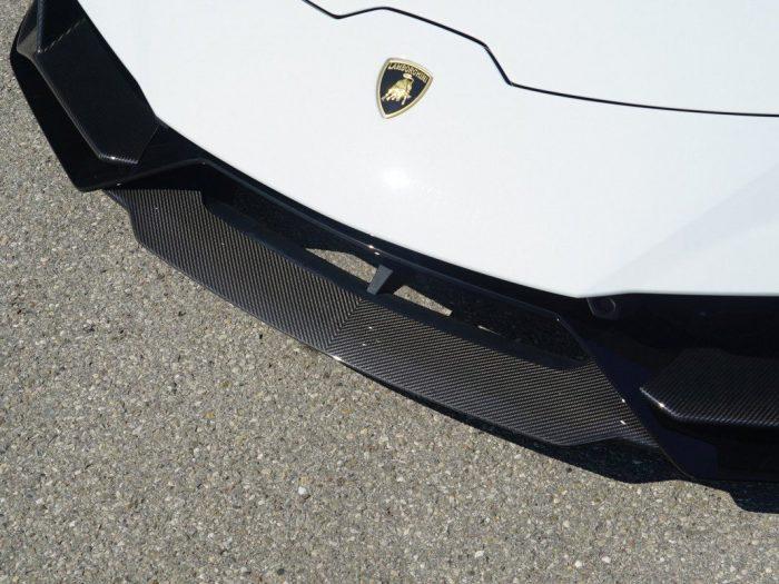 NOVITEC Huracan EVO carbon fiber front spoiler lip L6 222 70