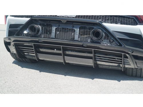 NOVITEC carbon fiber rear diffuser - Huracan EVO - L6 222 74