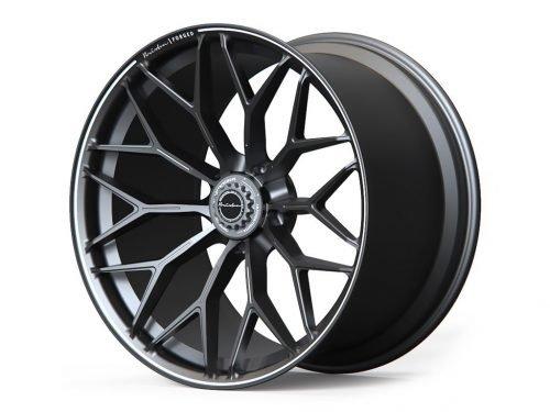 CM6-R 1-Piece Brixton Forged Wheels in New York | Torrent Motorworks