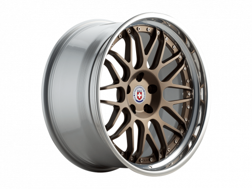 C100 Forged 3-Piece Wheels | HRE Wheels in New York | Torrent Motorworks