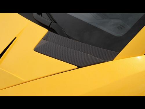 NOVITEC Aventador SV carbon fiber trunk outlets - L6 111 74