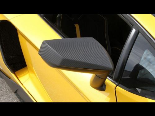 NOVITEC Aventador SV carbon fiber mirror covers - L6 111 75
