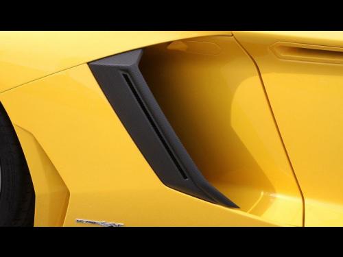 NOVITEC Aventador SV carbon fiber side intakes - L6 111 77