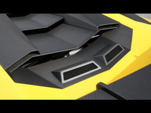 NOVITEC Aventador SV carbon fiber air vent - L6 111 30