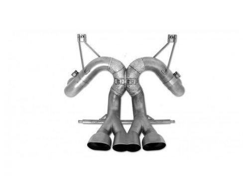 NOVITEC Aventador race exhaust without flap regulation - L1 111 12/22/42
