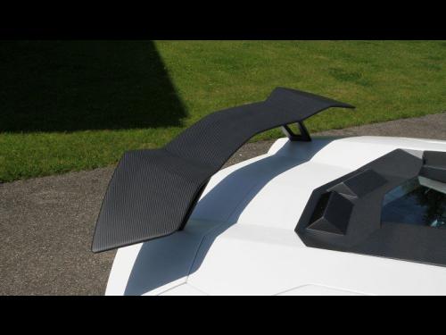 NOVITEC Aventador Carbon Fiber Rear Wing - L6 111 08