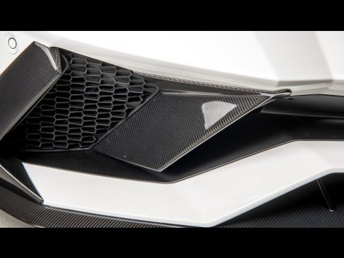 NOVITEC Aventador S carbon fiber front bumper strut - L6 111 67