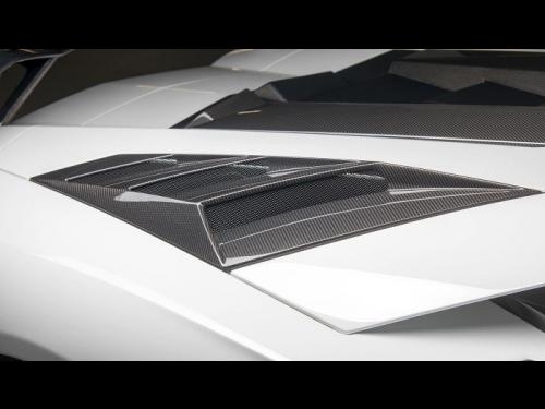 NOVITEC Aventador S carbon fiber side air intakes - L6 111 69