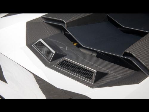 NOVITEC Aventador/S carbon fiber air vent - L6 111 30