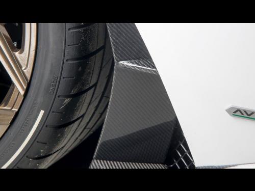 NOVITEC Aventador S carbon fiber side panel inserts - L6 111 60