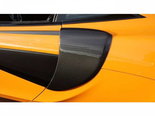NOVITEC McLaren 570S side air intake covers - C6 570 13