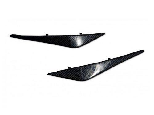 NOVITEC McLaren 720S carbon fiber front flaps - C6 720 12
