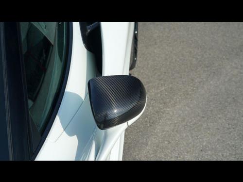 NOVITEC McLaren 720S carbon fiber mirror cover - C6 720 15
