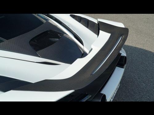 NOVITEC McLaren 720S carbon fiber rear spoiler - C6 720 21