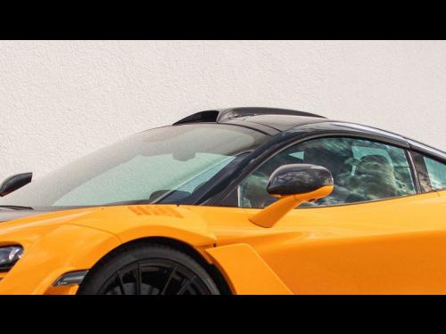 NOVITEC McLaren 720S carbon fiber roof scoop - C6 720 33