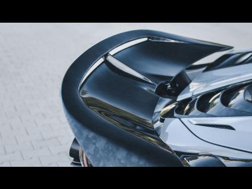 NOVITEC McLaren 720S carbon fiber N-LARGO rear wing - C6 720 40/41