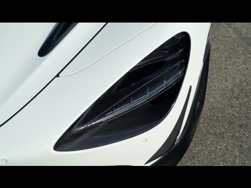 NOVITEC McLaren 720S carbon fiber headlight inserts - C6 720 51