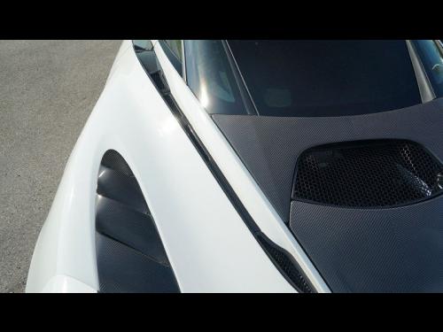 NOVITEC McLaren 720S carbon fiber side air intakes - C6 720 52