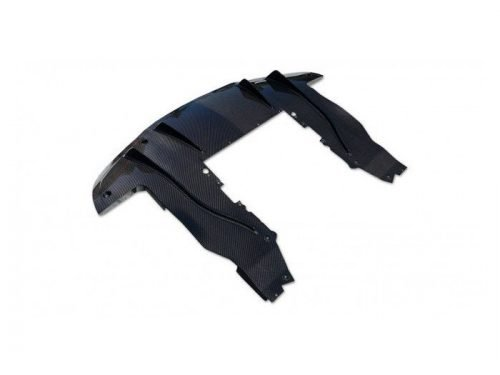 NOVITEC McLaren 720S carbon fiber rear diffusor - C6 720 56