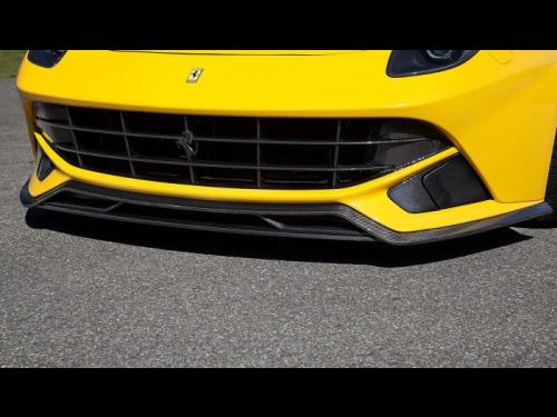 NOVITEC Ferrari F12 Berlinetta - Front Lip Spoiler - Torrent Motorworks