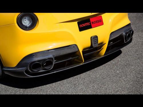 NOVITEC Ferrari F12 Berlinetta - Rear Diffuser - Torrent Motorworks