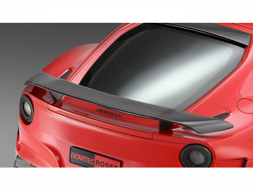 NOVITEC Ferrari F12 Berlinetta - Rear Wing N-Largo - Torrent Motorworks