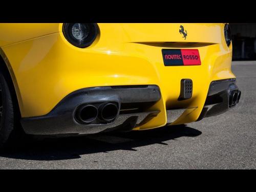 NOVITEC Ferrari F12 Berlinetta - Rear Bumper Attachment - Torrent Motorworks
